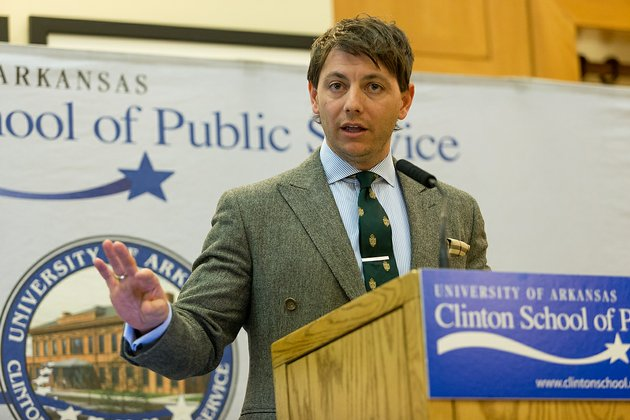 hogan-gidley-speaks-at-the-clinton-school-of-public-service-in-little-rock-in-2013-photo-by-jacob-slaton