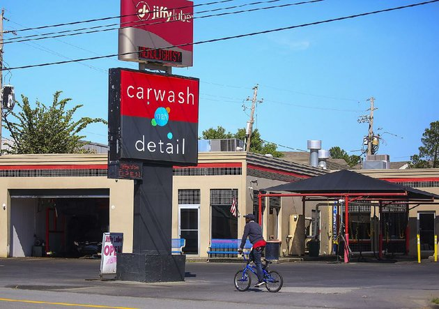 Splash Car Wash Little Rock