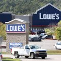 The Lowe's at 3231 W. Martin Luther King Jr. Blvd. is seen Oct. 5 in Fayetteville. Big-box stores wa...