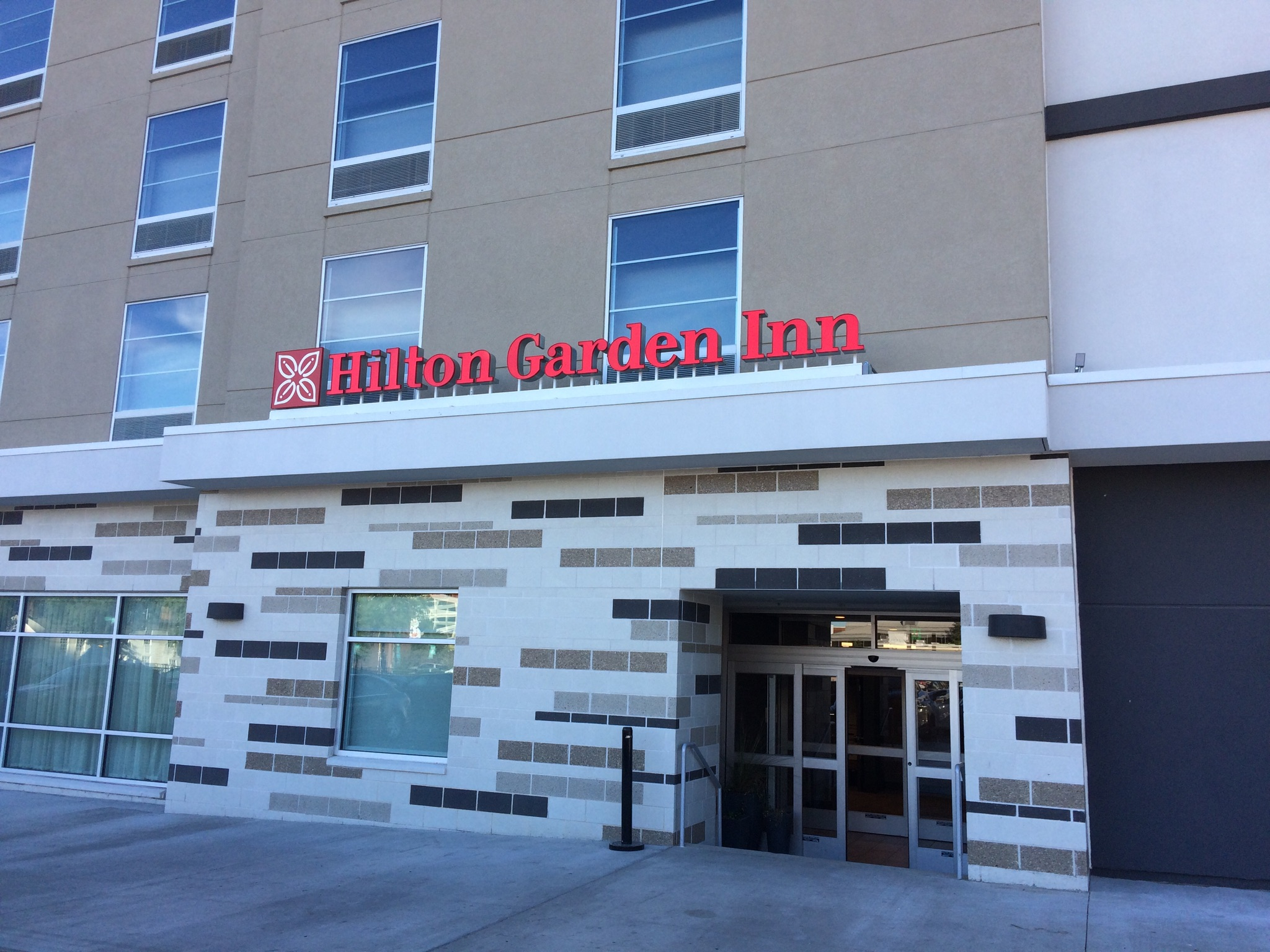 The New Hilton Garden Inn In Downtown Little Rock