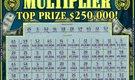 North Little Rock man wins $250,000 off $10 scratch-off ticket