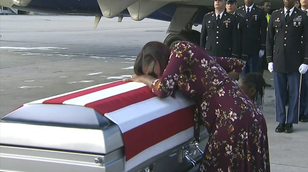 in-this-tuesday-oct-17-2017-frame-from-video-myeshia-johnson-cries-over-the-casket-in-miami-of-her-husband-sgt-la-david-johnson-who-was-killed-in-an-ambush-in-niger-president-donald-trump-told-the-widow-that-her-husband-quotknew-what-he-signed-up-forquot-according-to-rep-frederica-wilson-who-said-she-heard-part-of-the-conversation-on-speakerphone-wplg-via-ap