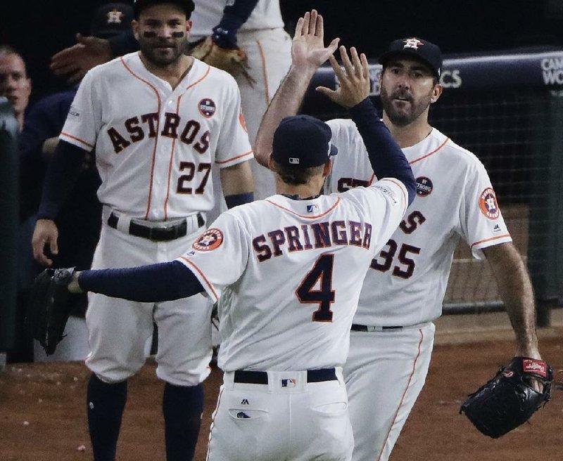 Verlander, Astros force Game 7