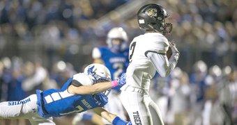 Bentonville High receiver ...
