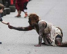 wild art zombie