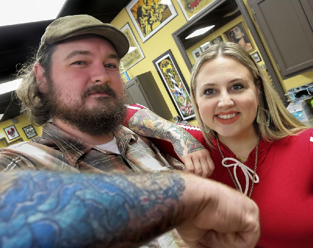 titans of tattoo pair from arkansas ink their way to the