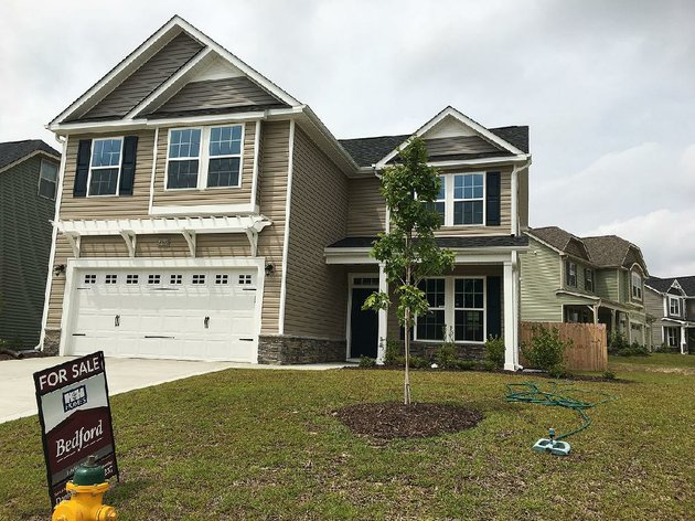 this-new-house-was-for-sale-last-month-in-raeford-nc-new-home-sales-jumped-189-percent-in-september-to-a-seasonally-adjusted-annual-rate-of-667000-the-most-in-a-decade-the-commerce-department-said-wednesday