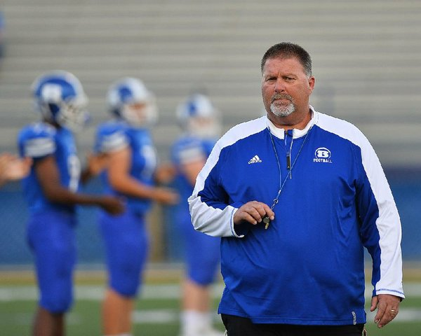 ARKANSAS HIGH SCHOOL FOOTBALL: 7A's best to tangle in Bryant