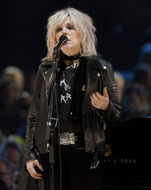 Photo courtesy Associated Press Fayetteville's favorite and three-time Grammy Winner Lucinda Williams will headline the 70th Original Ozark Folk Festival Friday in Eureka Springs. The festival begins with a free performance at 6 p.m. Thursday at the Eureka Springs City Auditorium at 36 S. Main St., and Rozenbridge kicks off free music Friday afternoon at Basin Park. Williams' show starts at 7:30 p.m. Saturday at the auditorium, and tickets are $25 to $45 at www.theaud.org.