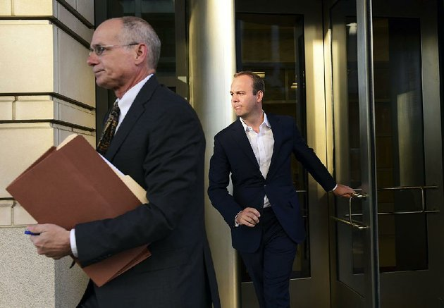 rick-gates-right-leaves-federal-court-in-washington-on-monday-gates-is-a-former-business-associate-of-paul-manafort-the-former-chairman-of-donald-trumps-presidential-campaign-who-also-pleaded-innocent-monday-to-felony-charges-of-conspiracy-against-the-united-states