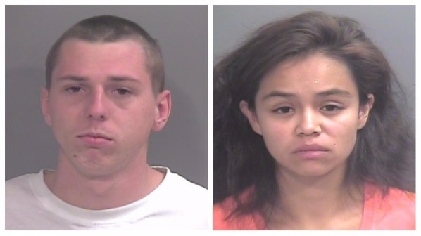 Arkansas couple arrested after baby's decomposing body found in closet, police say