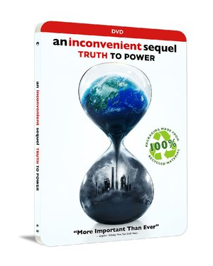 DVD case for An Inconvenient Sequel: Truth to Power