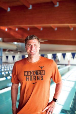 Chad Price was named director of the new Searcy Swim Center on Oct. 23.  Price said watching swimmers achieve their goals is always a memorable experience.