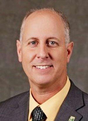 Arkansas Tech Coach Raymond Monica