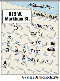little rock proposing downtown building buy for police hq. Black Bedroom Furniture Sets. Home Design Ideas