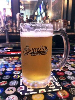 Brewski's Pub & Grub is a new sports bar open on Main Street in downtown Little Rock.