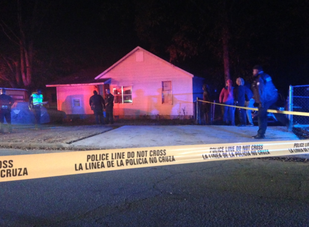 police-investigate-a-shooting-thursday-night-in-little-rock