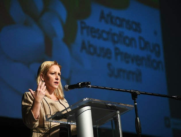 the-sentinel-recordmara-kuhn-arkansas-attorney-general-leslie-rutledge-speaks-at-the-arkansas-prescription-drug-abuse-prevention-summit-on-thursday-nov-9-2017