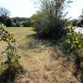 A 5-acre lot located at 1954 S. School Ave. is seen Oct. 9 in Fayetteville, where nonprofit ServeNWA...