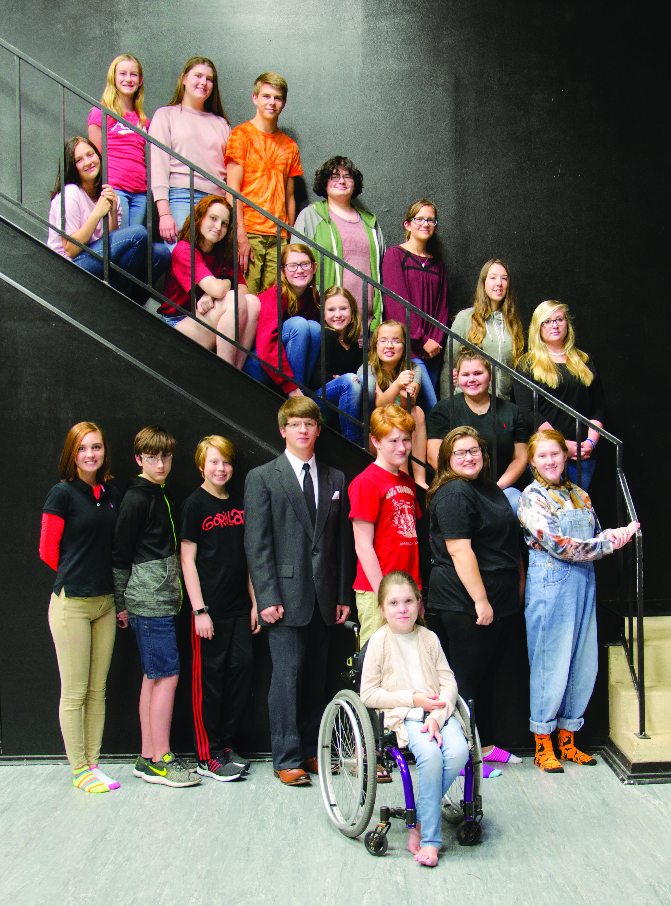 El Dorado News Times Arts Academy Drama Club To Present