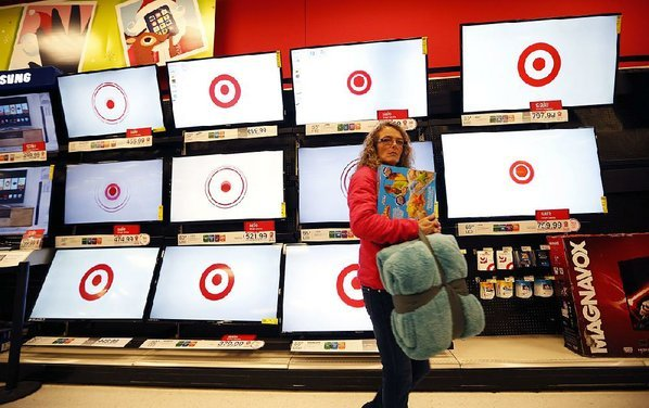 Target disappoints with moderate holiday season sales expectation
