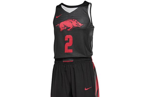 Wholehogsports Nike Unveils Black Arkansas Basketball