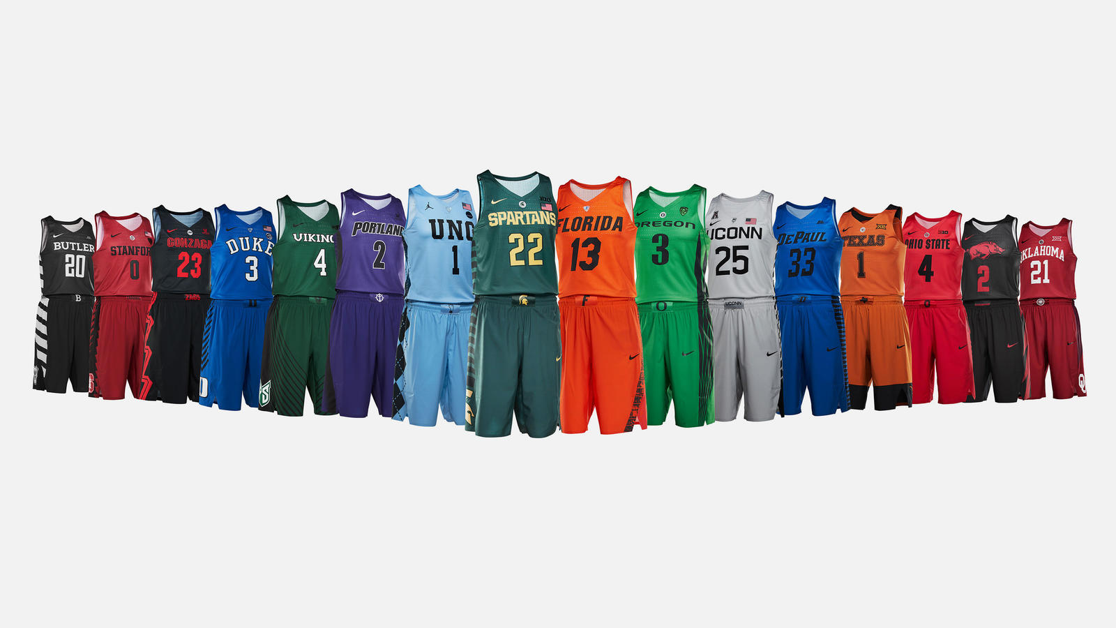 new style 9225d 8e9b0 ... PK80 Nike collection and stay All 16 teams participating in the event  have apparel contracts with Nike.