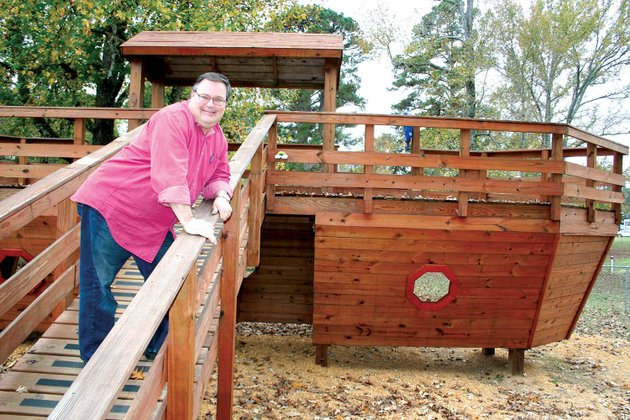 carlton-cross-the-lead-pastor-at-salem-united-methodist-church-stands-on-the-ramp-of-a-replica-of-noahs-ark-on-the-playground-the-ark-was-built-by-scratch-in-2013-after-winds-destroyed-the-previous-play-area