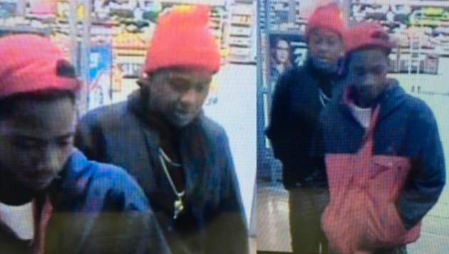this-surveillance-image-released-by-the-little-rock-police-department-shows-two-suspects-in-the-robbery-of-a-woman-in-west-little-rock-early-friday