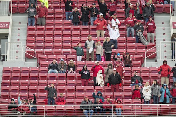 there-were-plenty-of-empty-seats-for-arkansas-28-21-loss-to-mississippi-state-saturday-nov-18-2017-at-reynolds-razorback-stadium-in-fayetteville