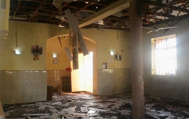 the-interior-of-a-mosque-is-shown-after-a-deadly-attack-by-a-suicide-bomber-in-mubi-nigeria-in-this-image-taken-from-tv-on-tuesday