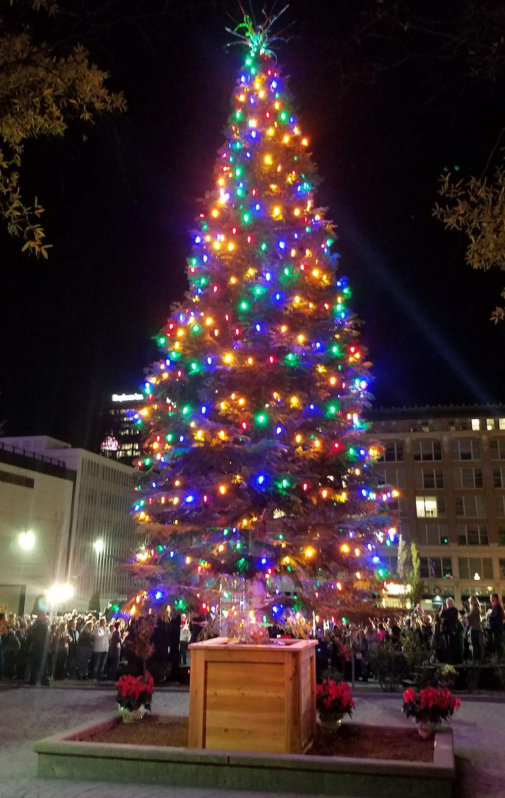 Downtown Conway Christmas 2020 Arkansas Interactive: Illuminate the Arkansas Christmas trees