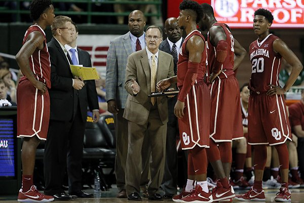 oklahoma-head-coach-lon-kruger-instructs-his-team-in-the-second-half-of-an-ncaa-college-basketball-game-against-baylor-on-tuesday-feb-21-2017-in-waco-texas-ap-phototony-gutierrez