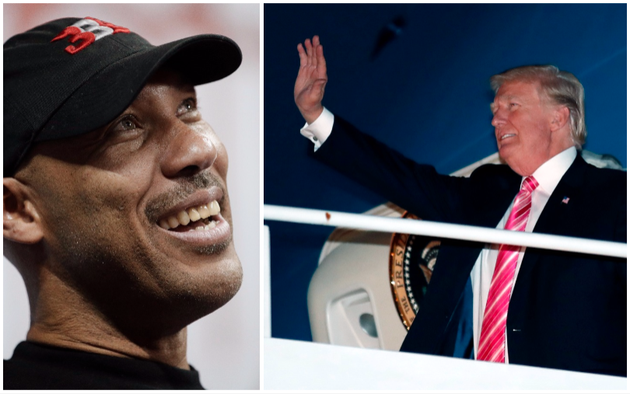lavar-ball-and-president-donald-trump-are-shown-in-these-associated-press-photos