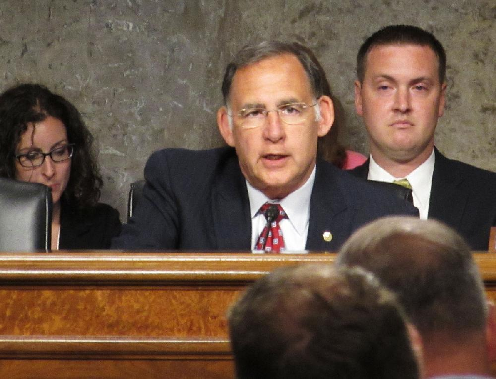 U.S. senator seeks answers in Saudi case | Arkansas Democrat-Gazette