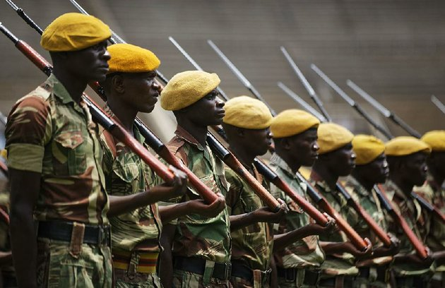 zimbabwean-troops-parade-thursday-during-a-dress-rehearsal-for-todays-presidential-inauguration-of-emmerson-mnangagwa-at-the-national-sports-stadium-in-harare