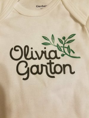 Many Pasta Meals At Olive Garden Inspire Name For Arkansas Coupleu0027s Baby  Girl