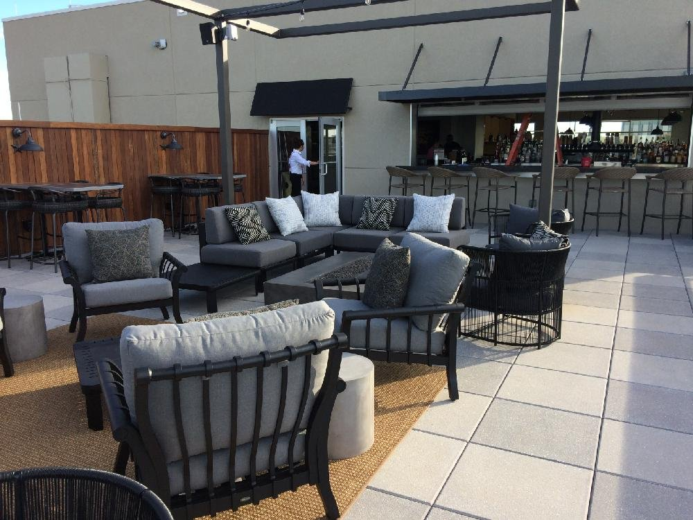Etonnant The Hilton Garden Inn Is Opening A Rooftop Bar With Views Of Downtown Little  Rock.