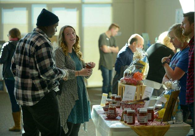 Craft shows offer convenient way to shop northwest for Craft fair fayetteville ar