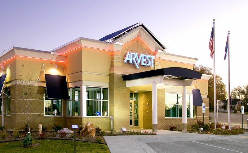 Commission Approves New Arvest Bank Plans