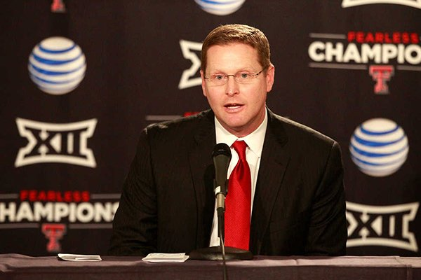 texas-tech-athletic-director-kirby-hocutt-is-shown-during-a-news-conference-april-14-2016-in-lubbock-texas-mark-rogerslubbock-avalanche-journal-via-ap