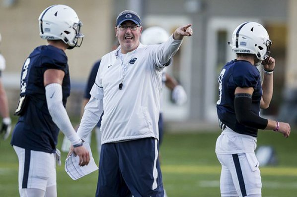 Penn State hires two football assistants, promotes a third