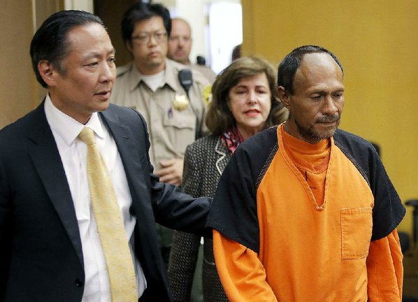 Undocumented Immigrant Not Guilty in Death of Steinle