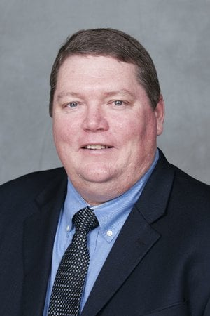 State Sen. Bryan King, R-Green Forest, is shown in this photo.
