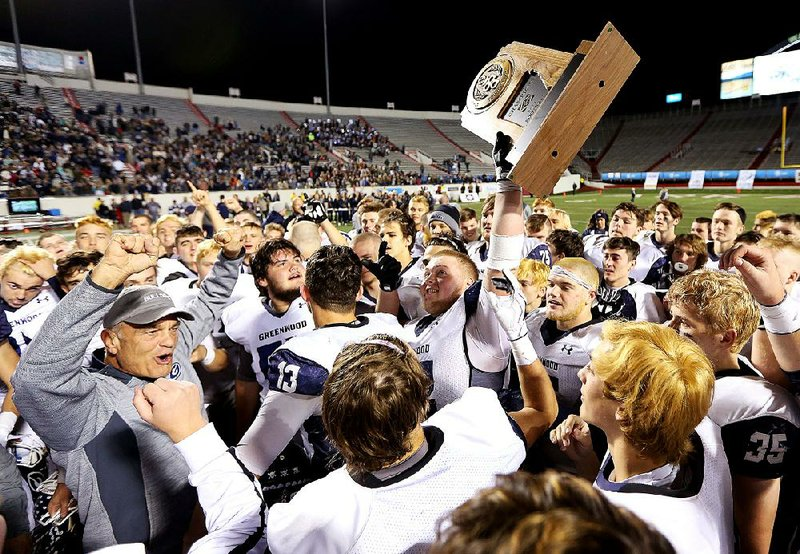 Job finished  Greenwood stops 2-game slide in title games b37f150cb6980