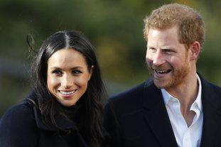 The Associated Press ROYAL FIANCEE: In this Dec. 1 photo, Britain's Prince Harry and his fiancee Meghan Markle arrive at Nottingham Academy in Nottingham, England. For some black women, Meghan Markle and Prince Harry's engagement was something more. One of the world's most eligible bachelors had chosen someone who looked like them and grew up like them.