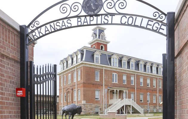 arkansas-baptist-college-is-shown-in-this-file-photo
