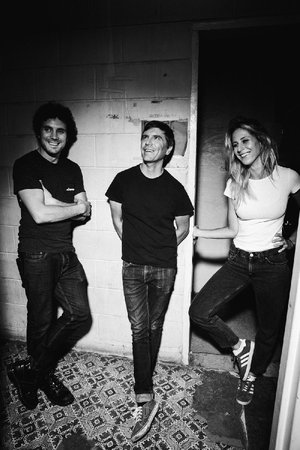 Nashville rockers Bully — Reece Lazarus (from left), Clayton Parker and Alicia Bognanno (not pictured, Wesley Mitchell) — will perform Wednesday at Stickyz Rock 'N' Roll Chicken Shack in Little Rock.