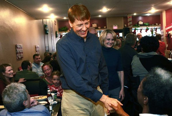 Richard Cordray Makes Run for Ohio Governor Official