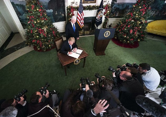 calling-it-a-long-overdue-step-to-advance-the-peace-process-president-donald-trump-signs-a-proclamation-recognizing-jerusalem-as-the-capital-of-israel-in-a-ceremony-wednesday-at-the-white-house